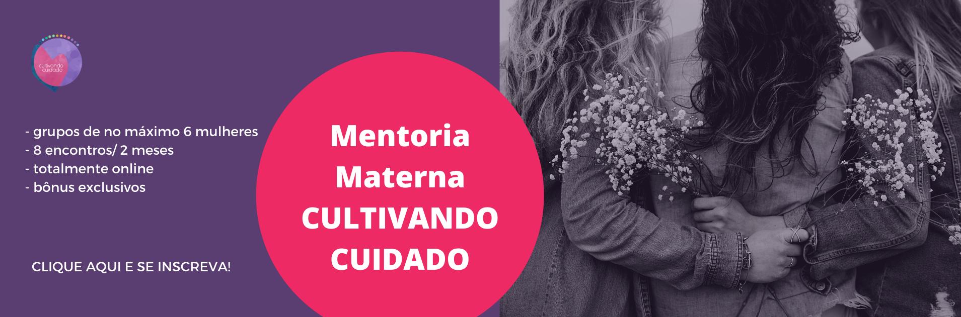 mentoria materna
